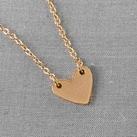 LOVELADY HEART PENDANT NECKLACE