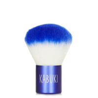 STIPPLING BRUSH IN COBALT