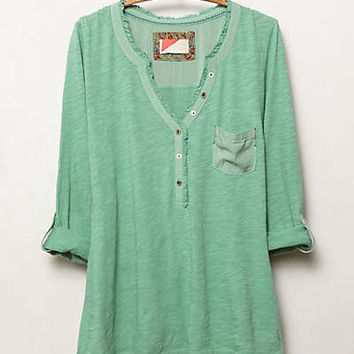 FAB MIX CASUAL HENLEY