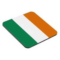 Ireland Flag Coaster