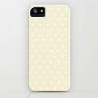 Polka Spots iPhone & iPod Case by Texnotropio