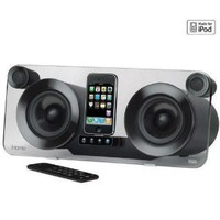 iHome iP1 Studio Series Speaker System for iPod and iPhone (Black)