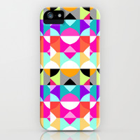 Tropical Mix #4 iPhone & iPod Case by Ornaart