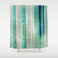 Infusion Shower Curtain by Yoshigirl