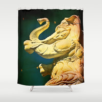 Majestic Shower Curtain by Yoshigirl