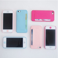 iPhone 5 Card Case