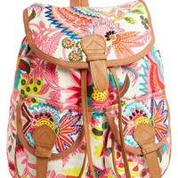 Steve Madden Beaded Canvas Backpack | Nordstrom
