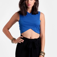 High Tide Crop Top | Threadsence