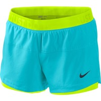 Nike Women's Icon Woven 2-in-1 Shorts