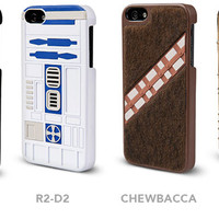 Star Wars Character Cases For iPhone 5 - Chewbacca