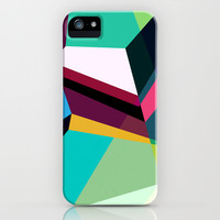 Vector No 4 iPhone & iPod Case by House of Jennifer
