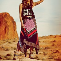 Free People Bedouin Traveler Skirt