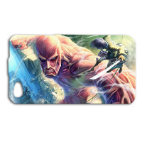 Attack on Titan Phone Case Cool iPod Case Artistic Superhero iPhone Cover iPhone 4 Case iPhone 4s Case iPhone 5 Case iPhone 5s Case iPod 4