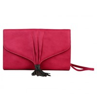 ALADDIN CLUTCH - FUCHSIA by Flaska Laverne