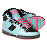 OSIRIS NYC83 FUR BOOTS (BLUE/BLACK/PINK)