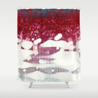 emergence candy Shower Curtain by Webgrrl