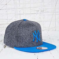New Era 9Fifty NY Yankees Melton Basic Cap - Urban Outfitters
