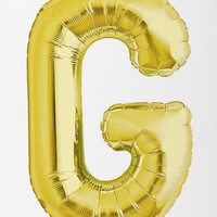 Gold Letter Party Banner - Urban Outfitters