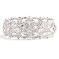 Nadri 'Celtic Knot' Crystal Bangle | Nordstrom