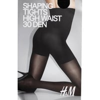 30 Denier Shape Tights - from H&M