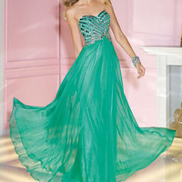 Alyce Paris - 6193 - Prom Dress - Prom Gown - 6193