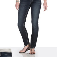 denim flex ™ dark wash high rise jegging