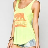 BILLABONG Famous Bear Womens Tank