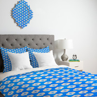 Holli Zollinger Casbah Drop Duvet Cover