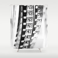 captured memories Shower Curtain by ingz