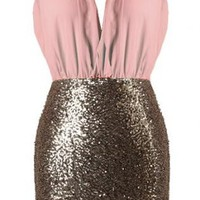 Pastel Party Dress #sequin #sexy #bodycon #love #want #need #wish #cute