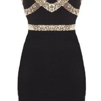 Black Sparkle Dress #sequin #sexy #lbd #love #want #need #wish #cute