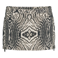 Twill skirt - from H&M