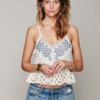 Free People Mirror Strappy Tank