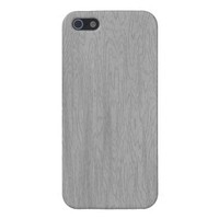 Polished Wood Texture Pattern Apple iPhone 5 Cover