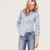 Big Dot Softened Shirt