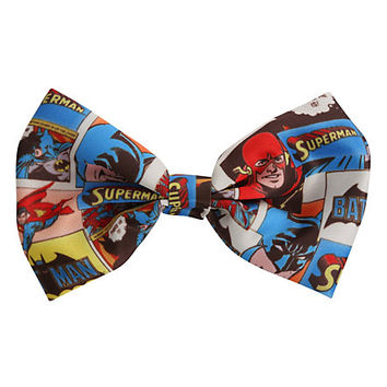 DC Comics Comic Hair Bow