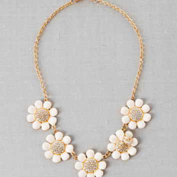 BIRMINGHAM DAISY NECKLACE