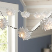 Dahlia String Lights | Pottery Barn Kids