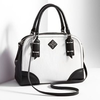 Simply Vera Vera Wang Kingston Convertible Satchel