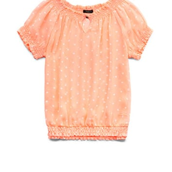Dreamy Polka Dot Top (Kids)