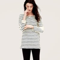 Lou & Grey Mariner Stripe Tunic