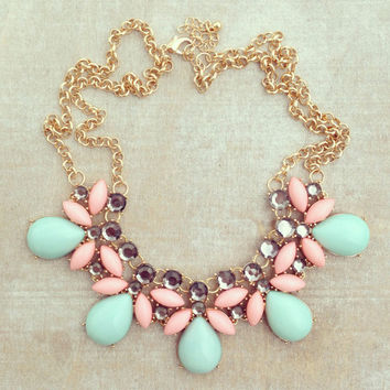 Cotton Candy Dreams Necklace