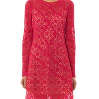 Leila lace dress