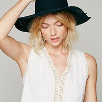 Free People Lola Lace Hat
