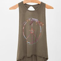 OBEY Broken Gun Tank Top