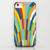 Rainbow Bricks #2 iPhone & iPod Case by Project M