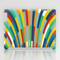 Rainbow Bricks #2 iPad Case by Project M