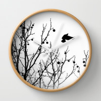Free Soul Wall Clock by DuckyB (Brandi)
