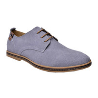 The Foxford Oxfords in Gray