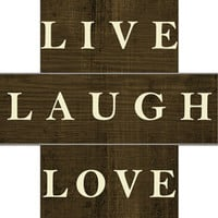Walmart: Lacquered Live Laugh Love